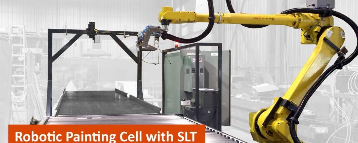 WEBINAR PaintMaster Robotics Painting Cell SLT