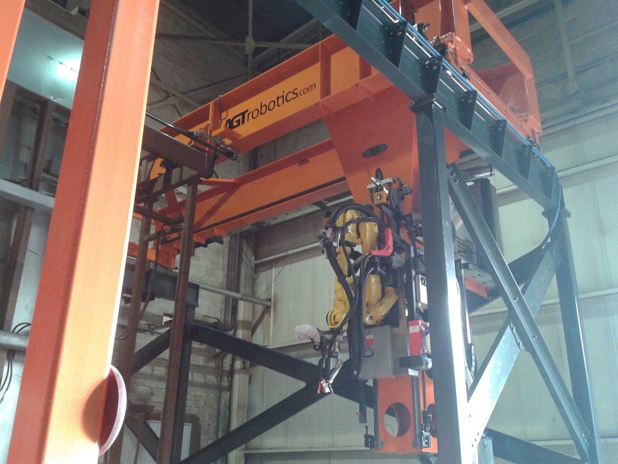 Sidewall Welding Equipment