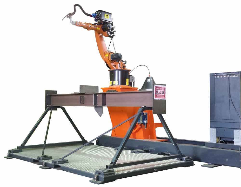 Robotic Welding for Structural Steel fabricators