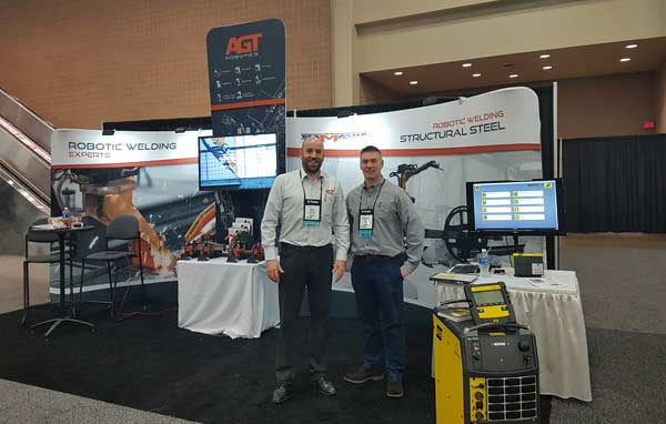 AGT and ESAB at NASCC 2017