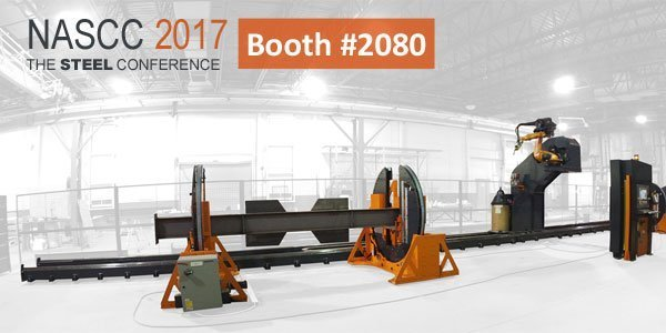 NASCC 2017: Robotic Welding For Sructural Steel Fabricators