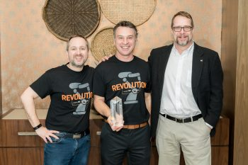 AGT Robotics won FANUC Innovation ward of the year