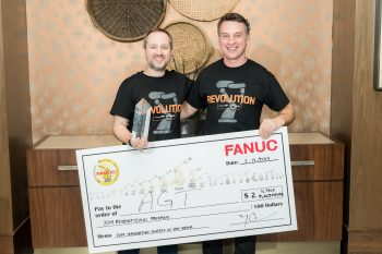 AGT is FANUC's Innovation of the year