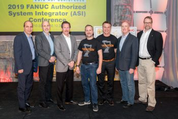 BeamMaster Weld won the 2019's edition of the FANUC ASI