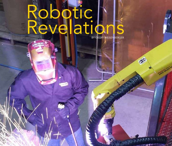 Robotic Revelation