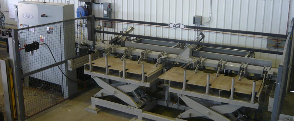 AnchorShaft Coping & Drilling robots